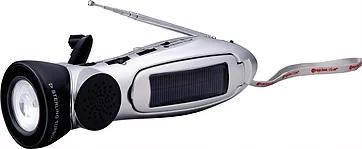 多機能型ラジオLEDライト