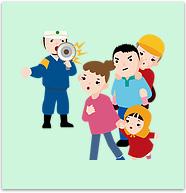 3)避難訓練